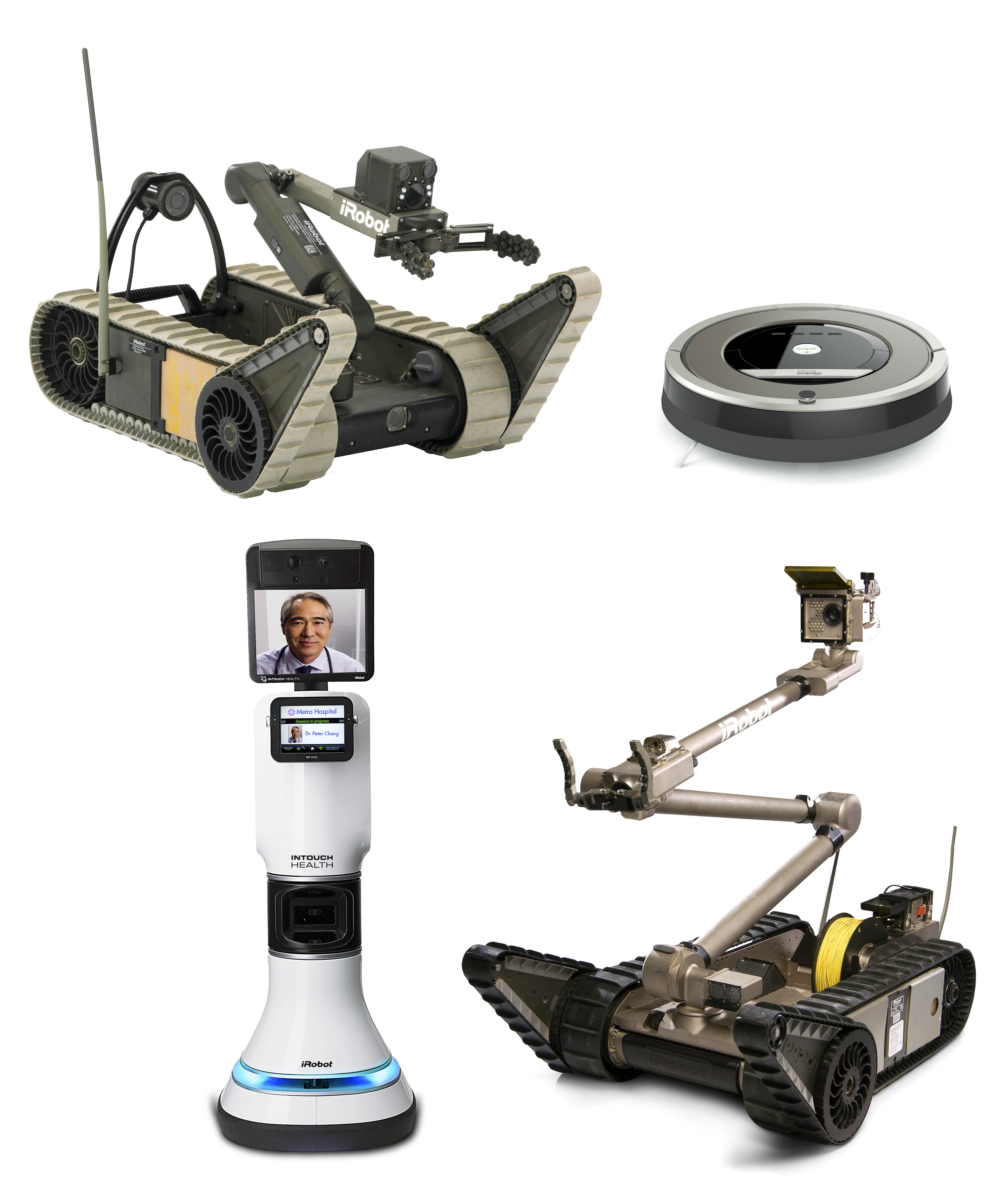 iRobot products
