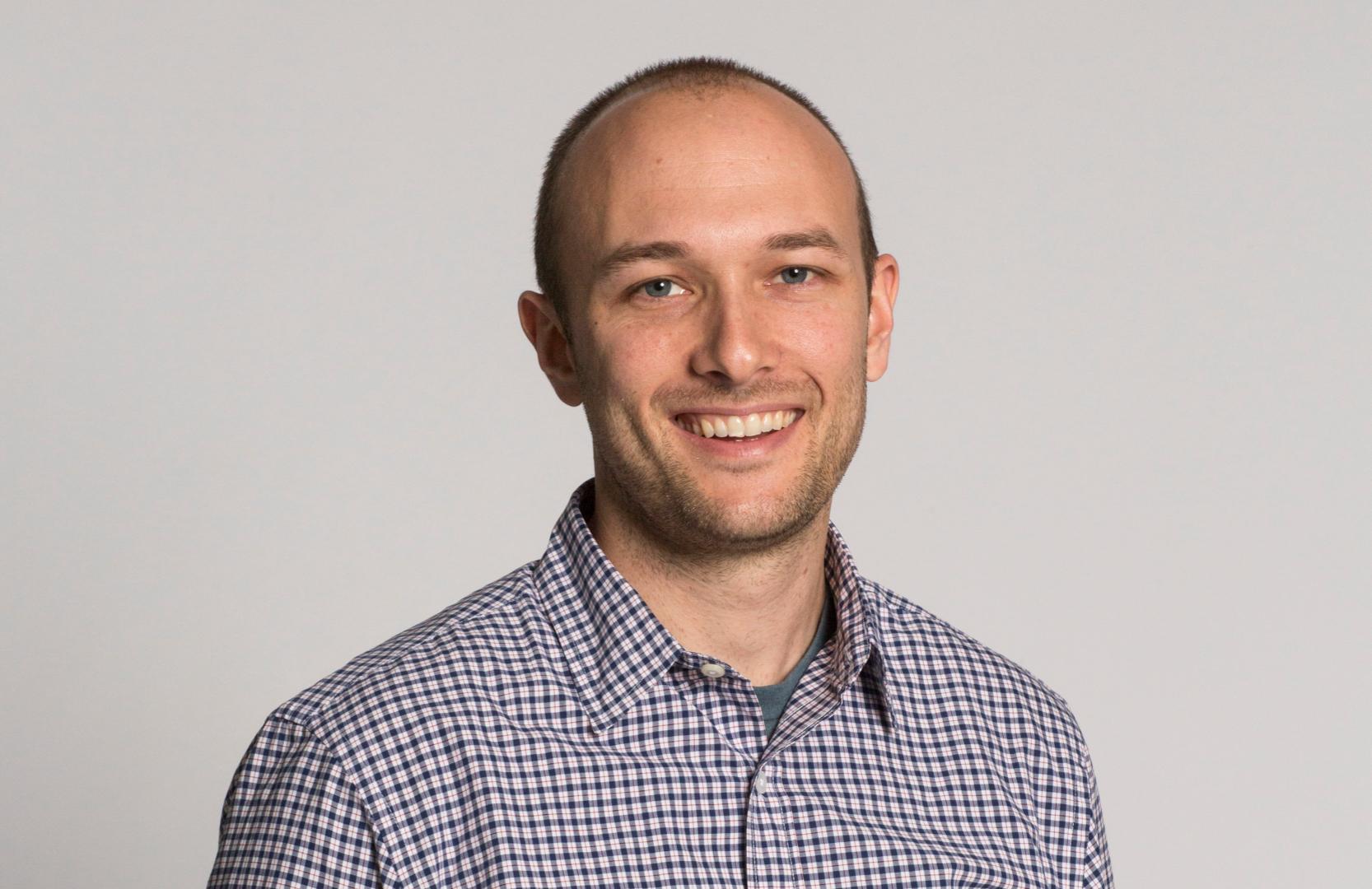 Logan Green Lyft CEO headshot wide