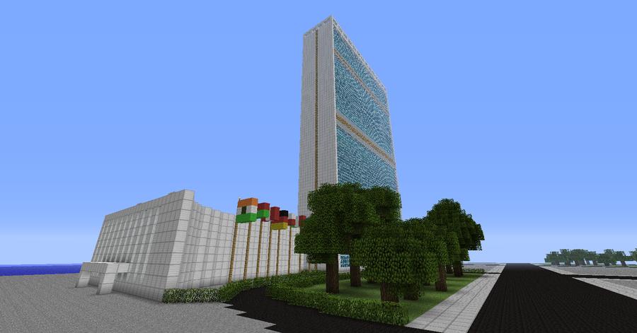 Minecraft UN