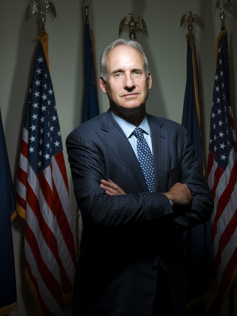 As the first-ever energy czar of New York State, ex–Goldman Sachs banker Richard Kauffman has the clout to make major changes