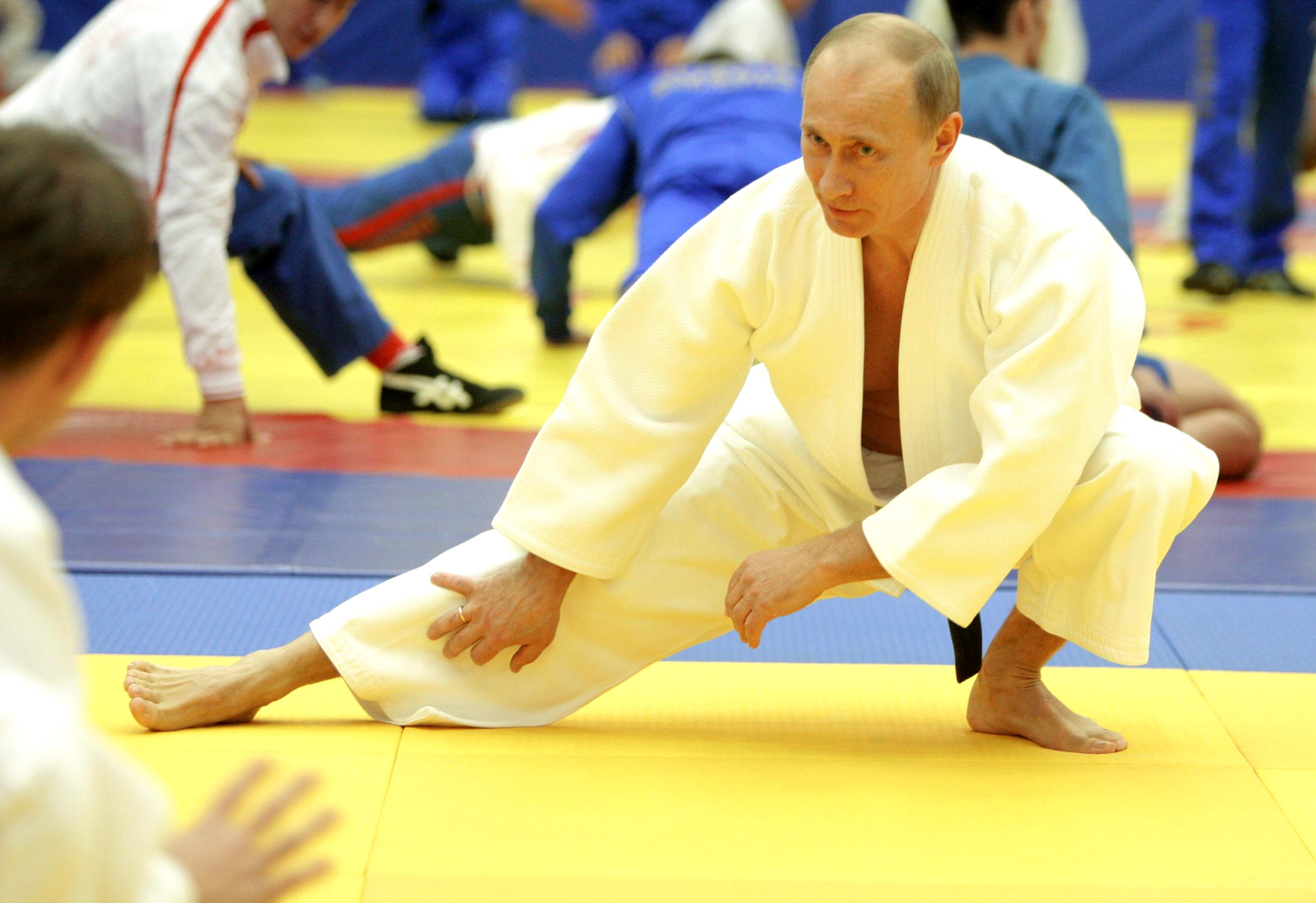 Kết quả hình ảnh cho vladimir putin judo