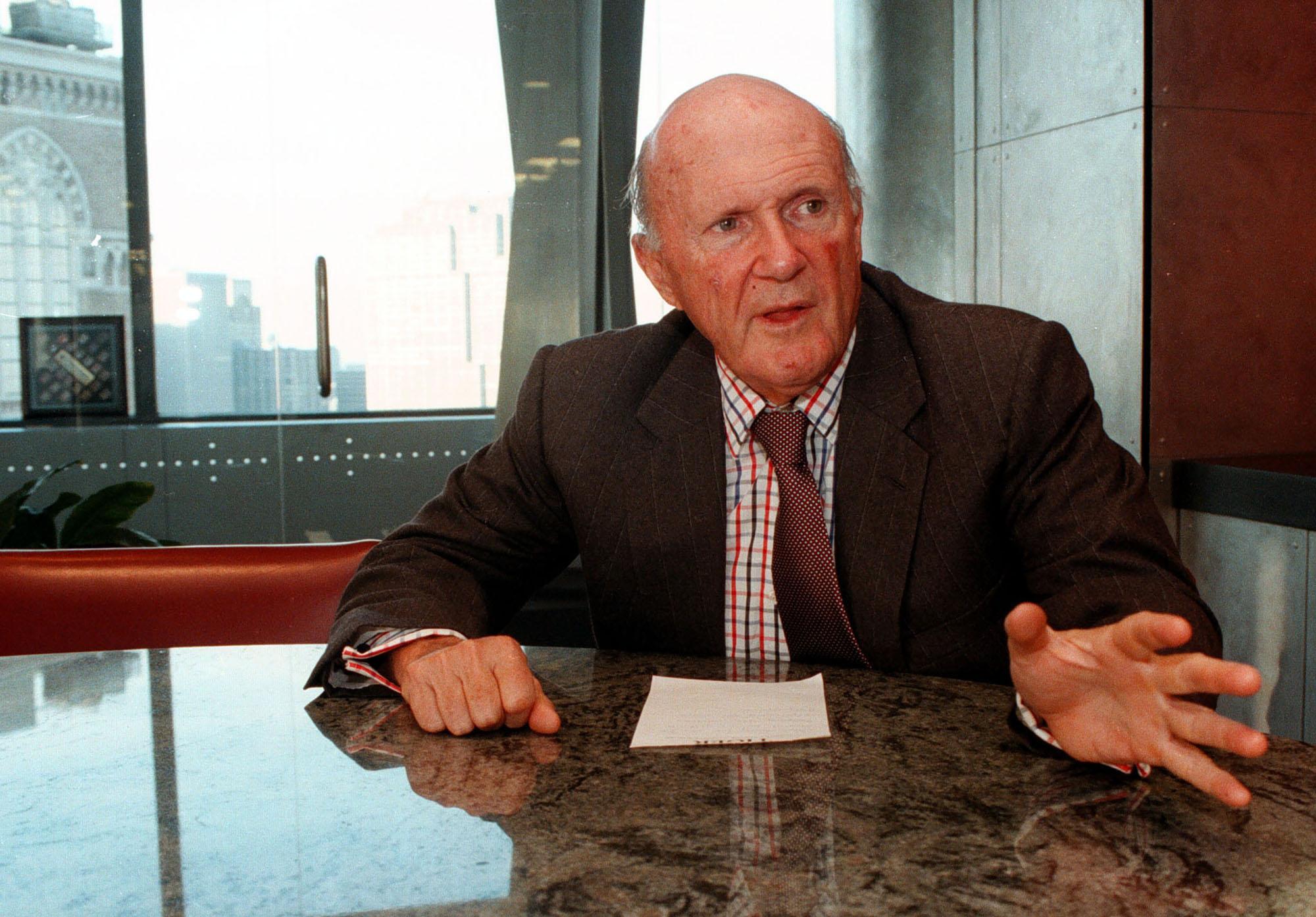 Julian Robertson of Tiger Management LP