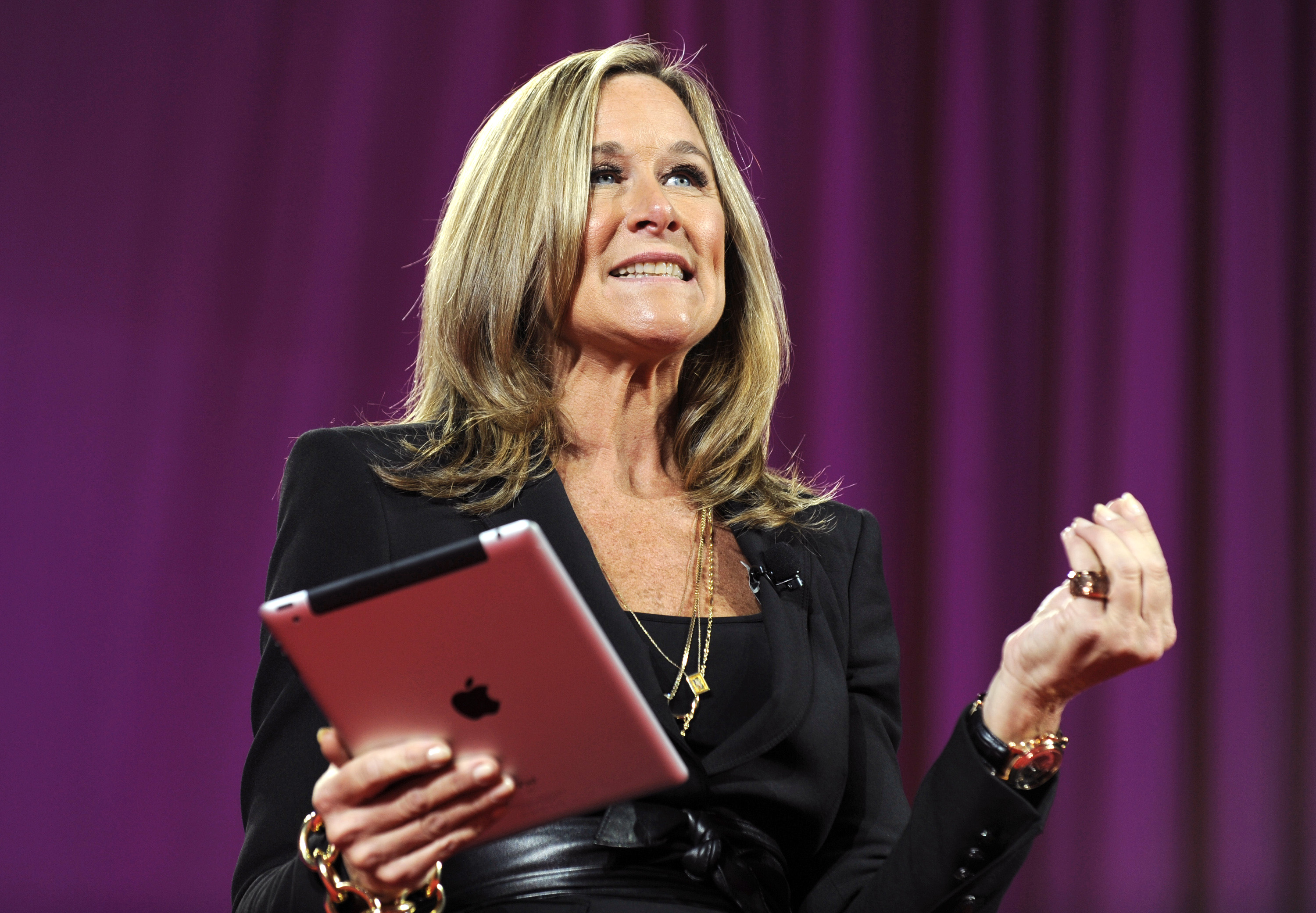 Apple's Angela Ahrendts
