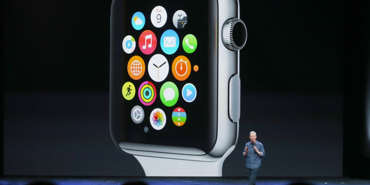 Apple's Tim Cook says the Apple Watch could replace car keys