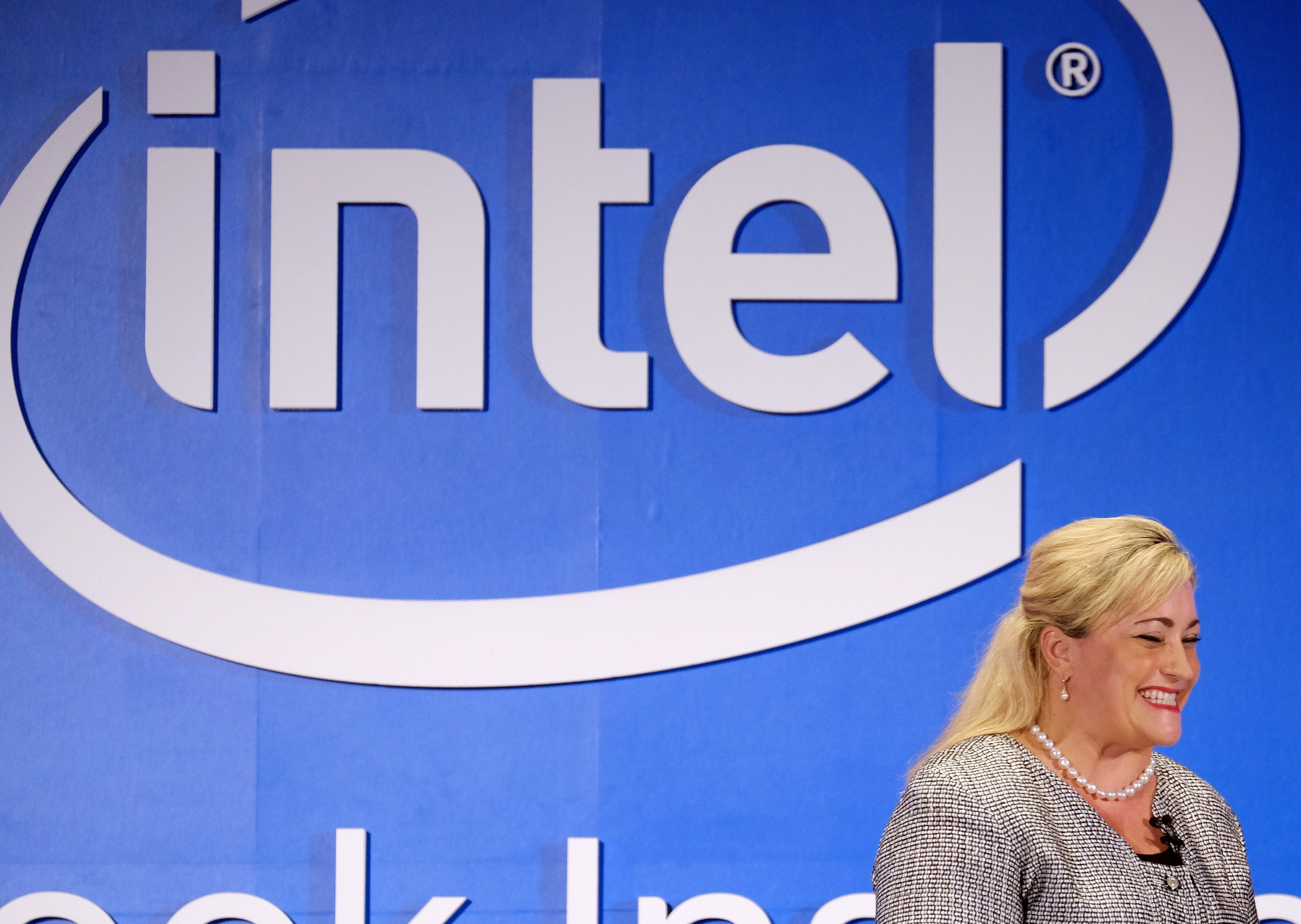 Intel President Renee James Talks $16 Billion Altera Deal