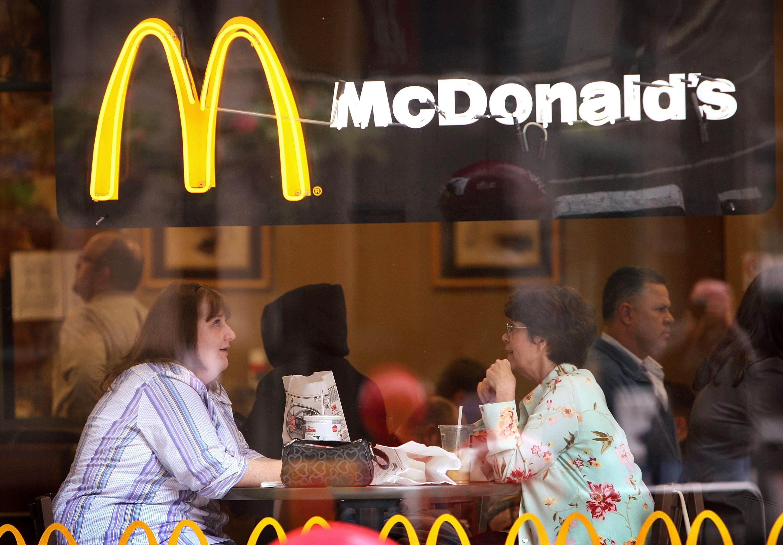 McDonalds Earnings Rise On Value Menu