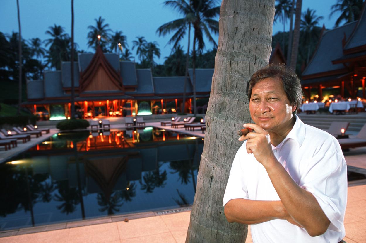 Adrian Zecha, Aman Resorts