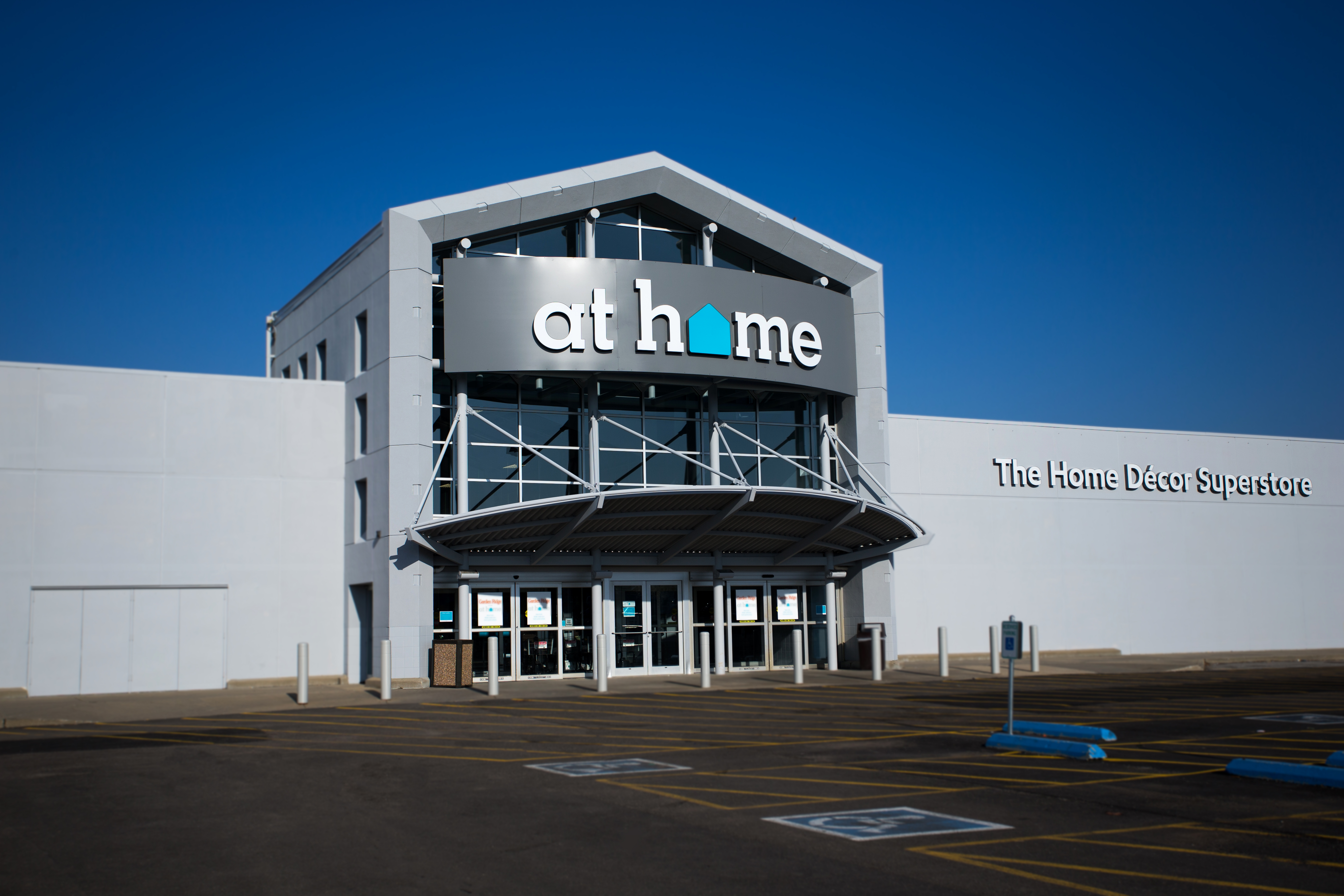 Home décor retailer At Home is planning to expand to 600 stores.