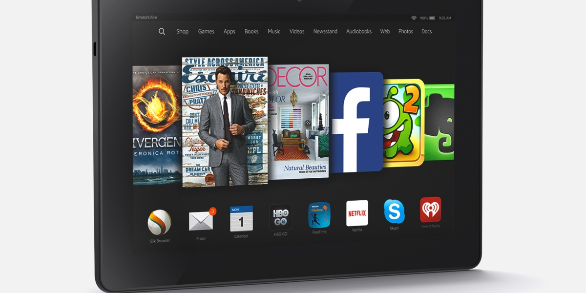 Here's What Alexa Can Do on An Amazon Fire Tablet | Fortune