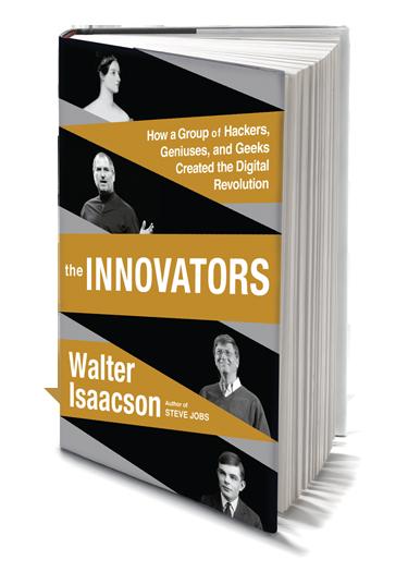 "Walter Isaacson's ""The Innovators"""