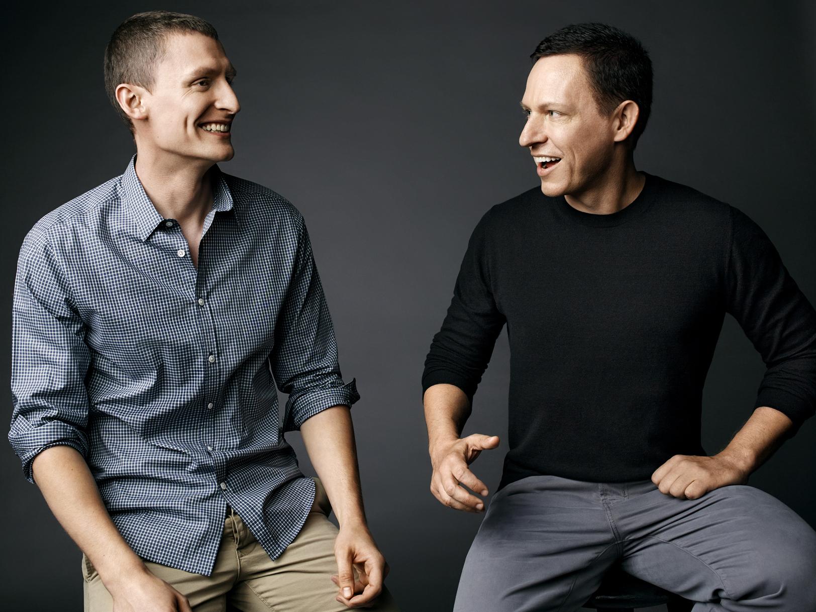 Peter Thiel, Blake Masters