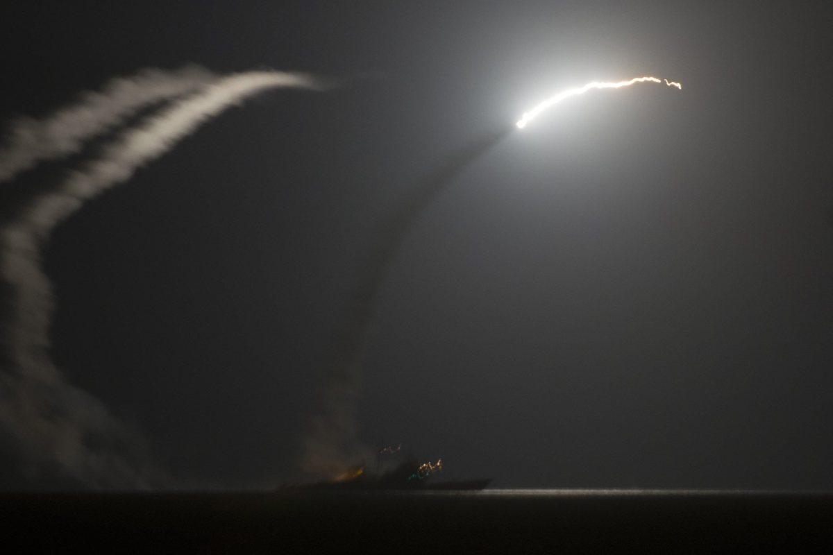 US and allies target Islamic State in Syria
