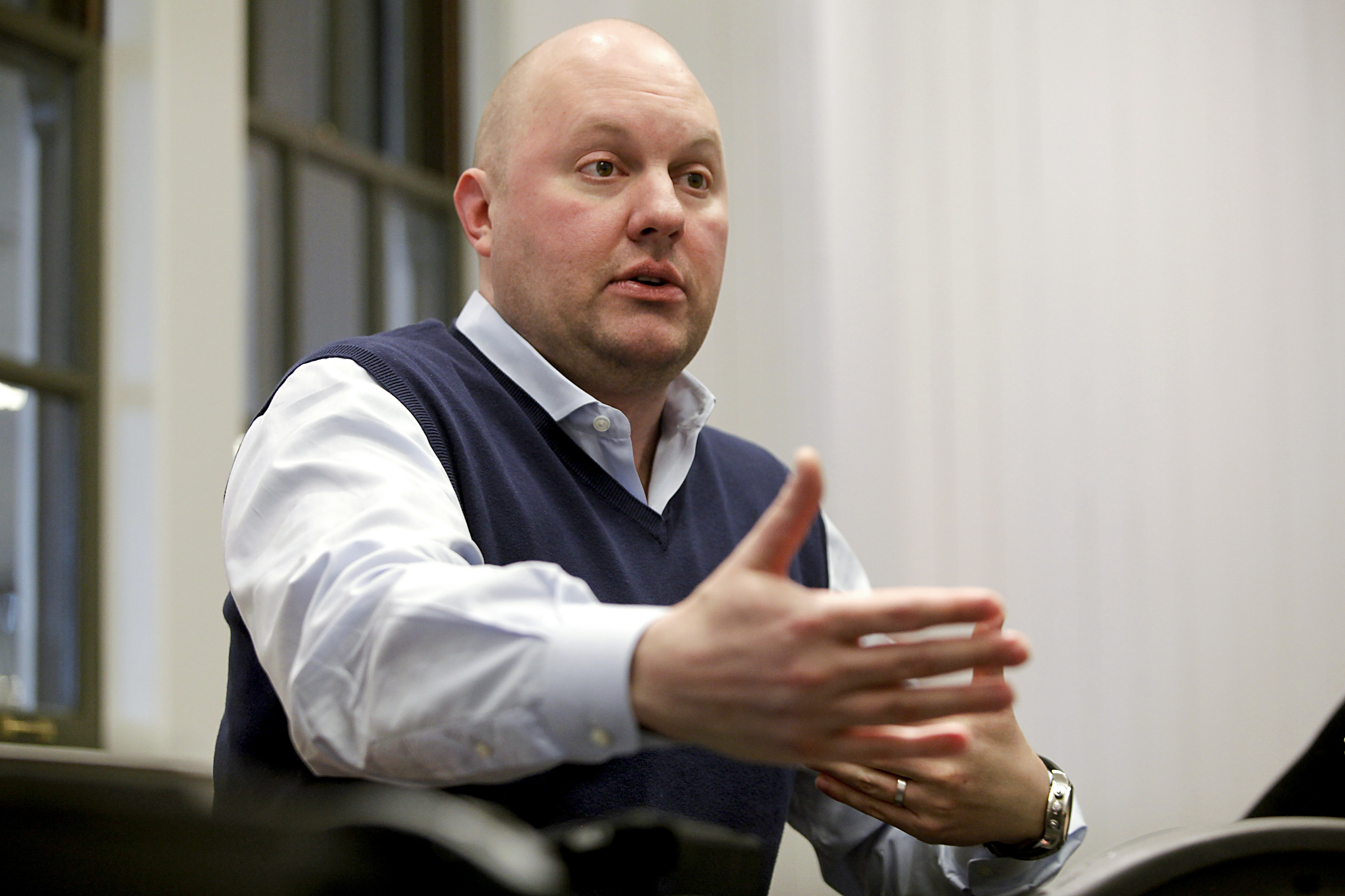 Interview With Venture Capitalist Marc Andreessen, Ning CEO Jason Rosenthal