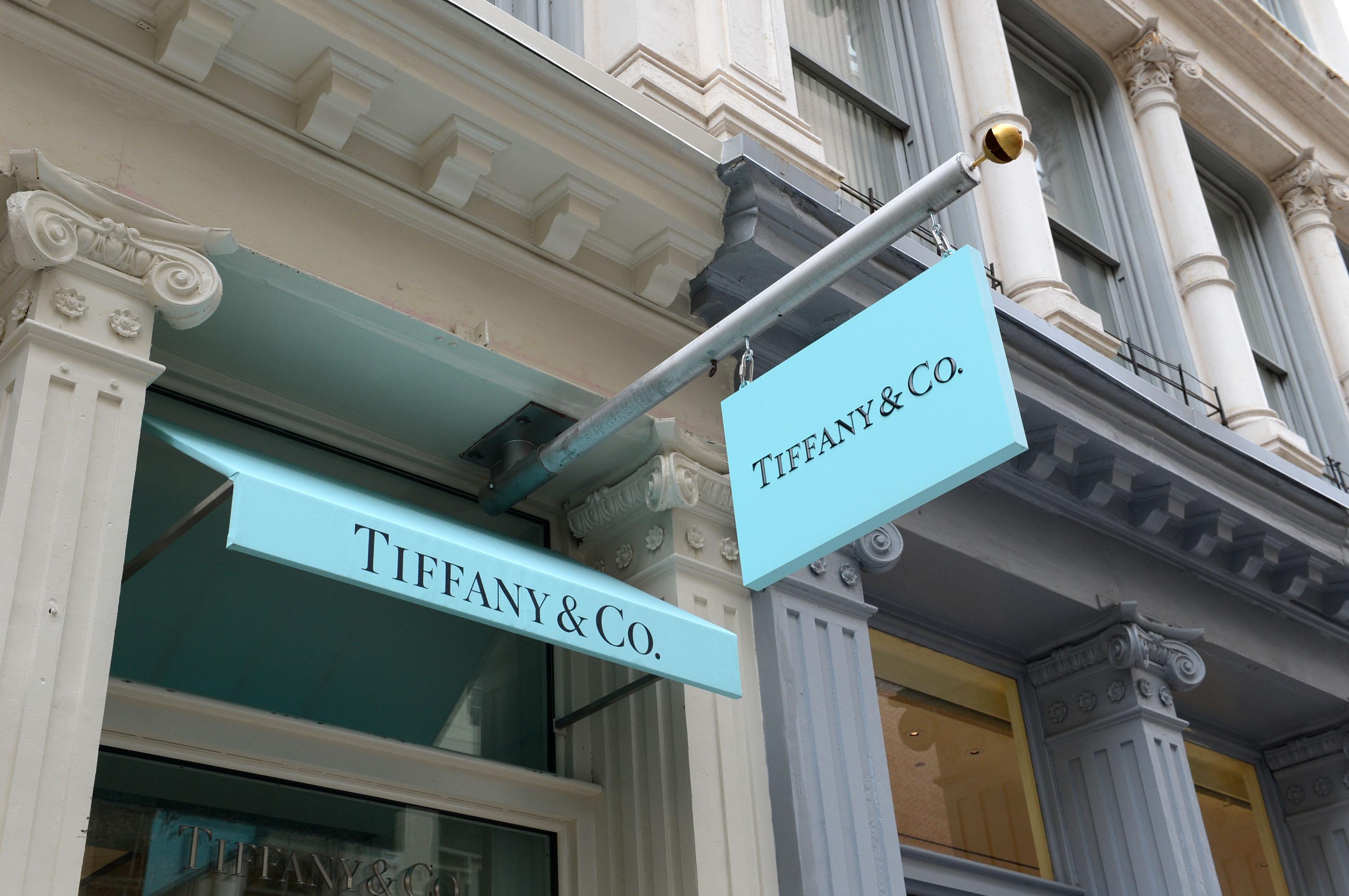 Tiffany & Co. Celebrates FNO