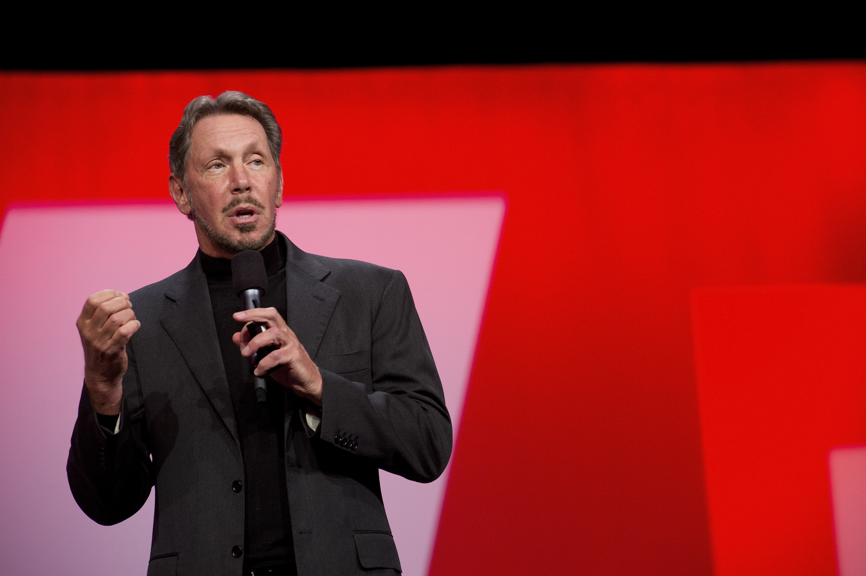 Key Speakers At Oracle's 2012 OpenWorld Conference