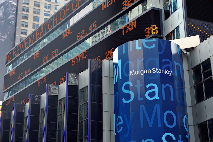 Morgan Stanley fires an employee for stealing client data