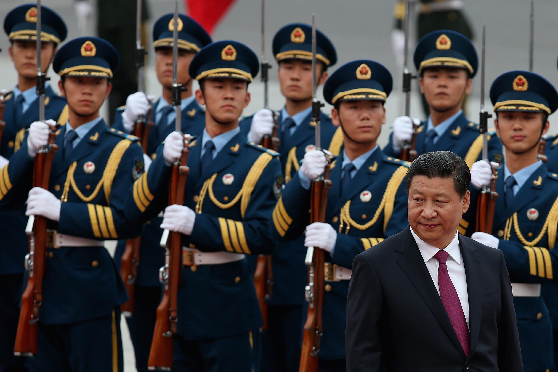 The King of Bahrain Hamad bin Isa Al Khalifa Visits China