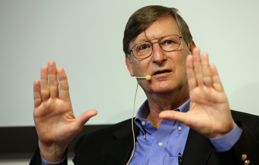Google Chief Economist Hal Varian Speaks To The Media