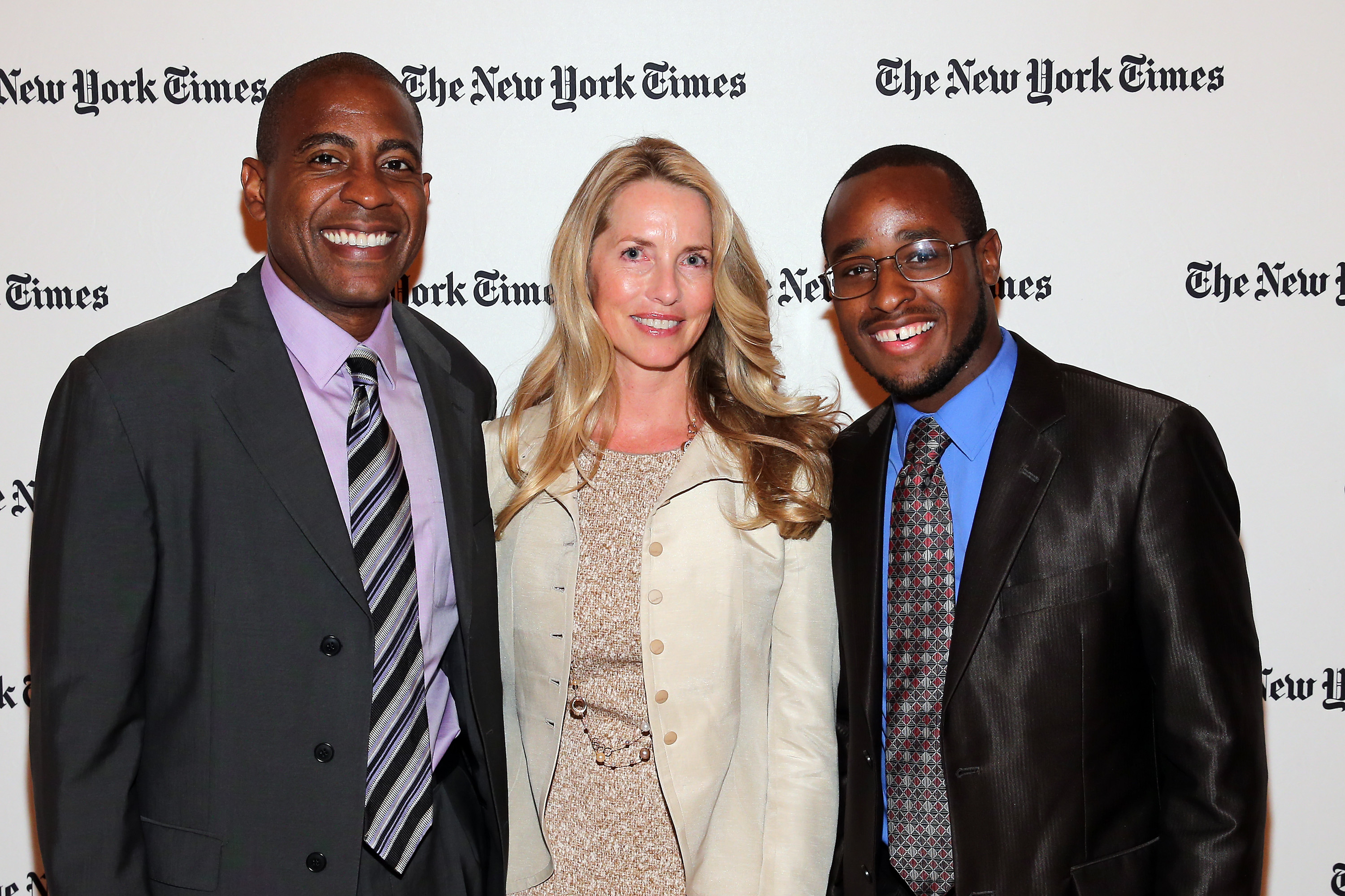 The New York Times 2014 Schools For Tomorrow Conference Reception