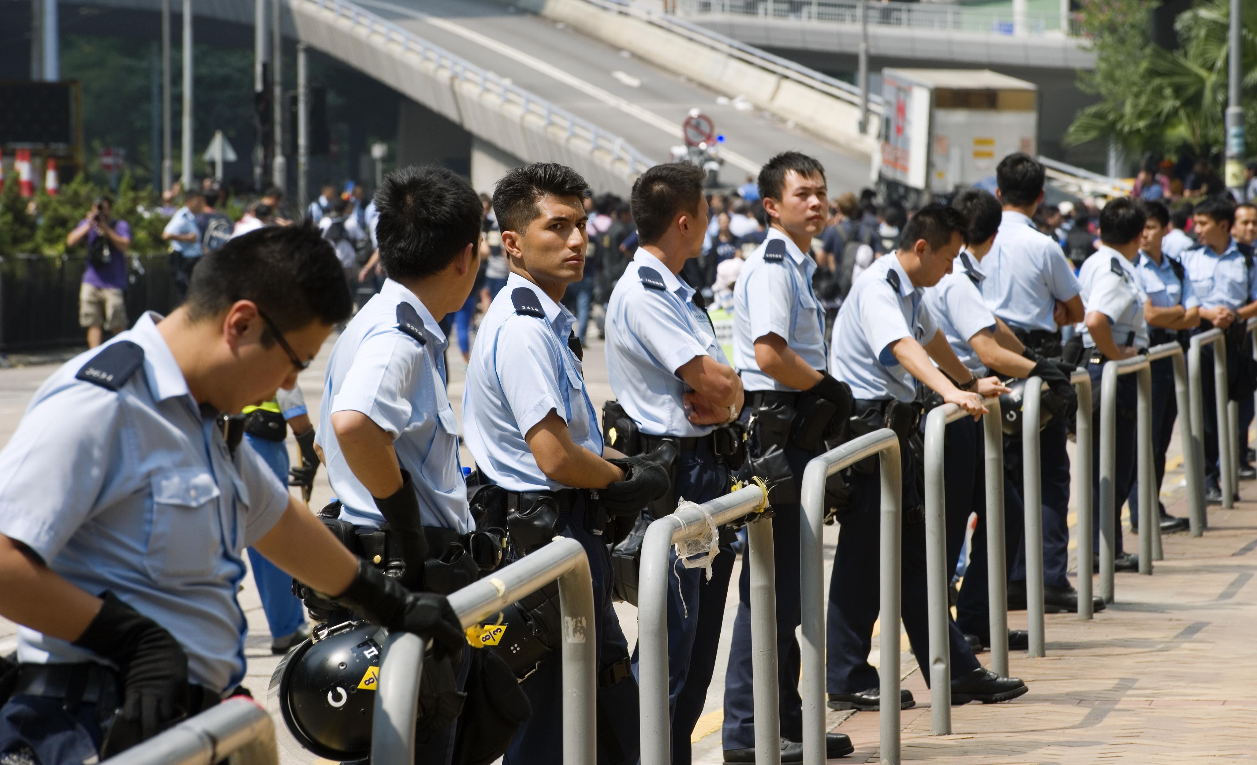 Third week of Pro-democracy Protests In Hong Kong