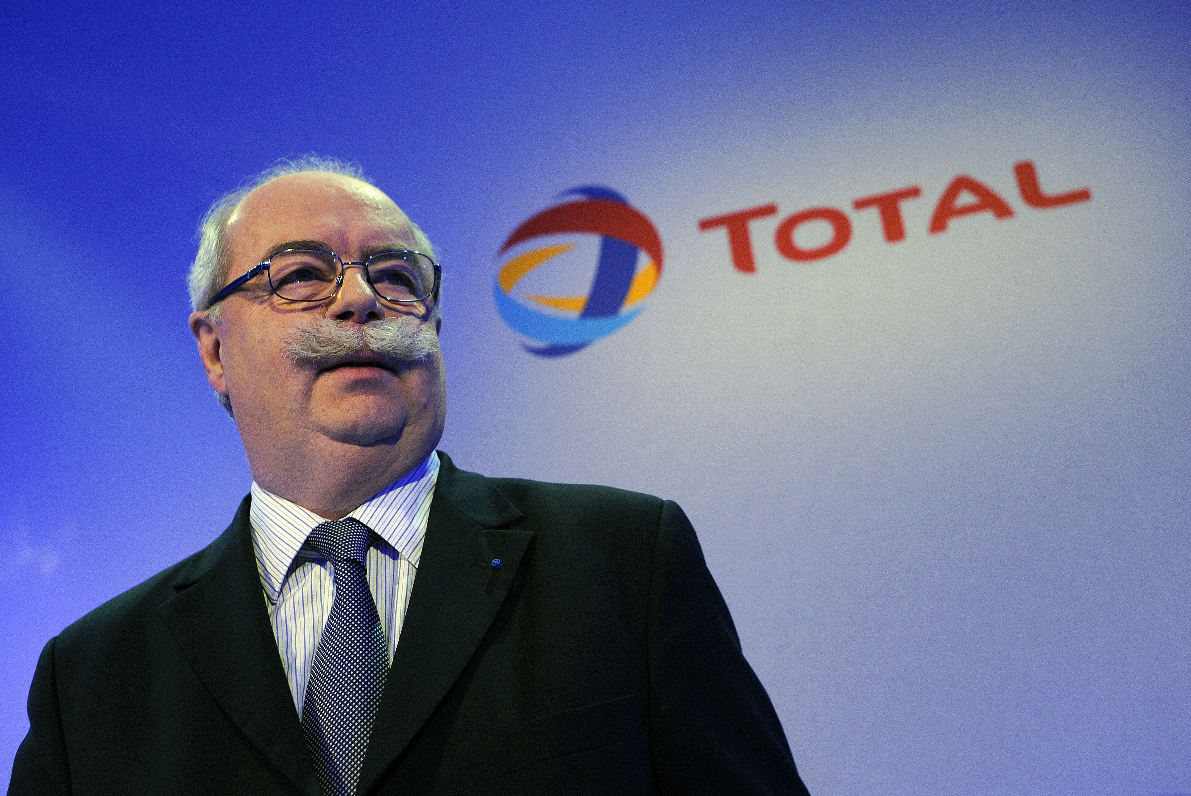 Total CEO Christophe de Margerie Dies in Plane Crash
