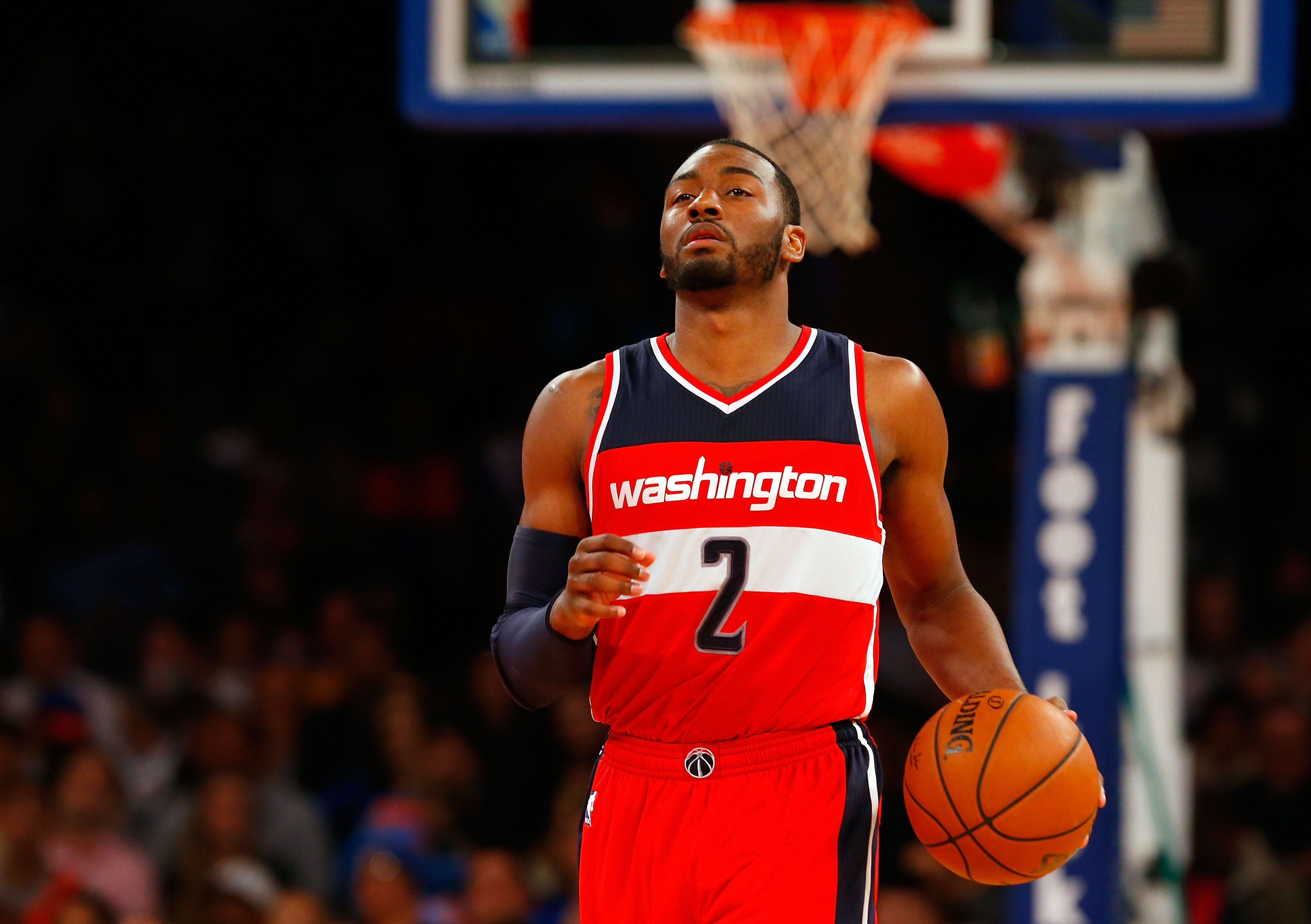 size 40 7fb19 64473 NBA All-Star John Wall has (video) game off the basketball ...