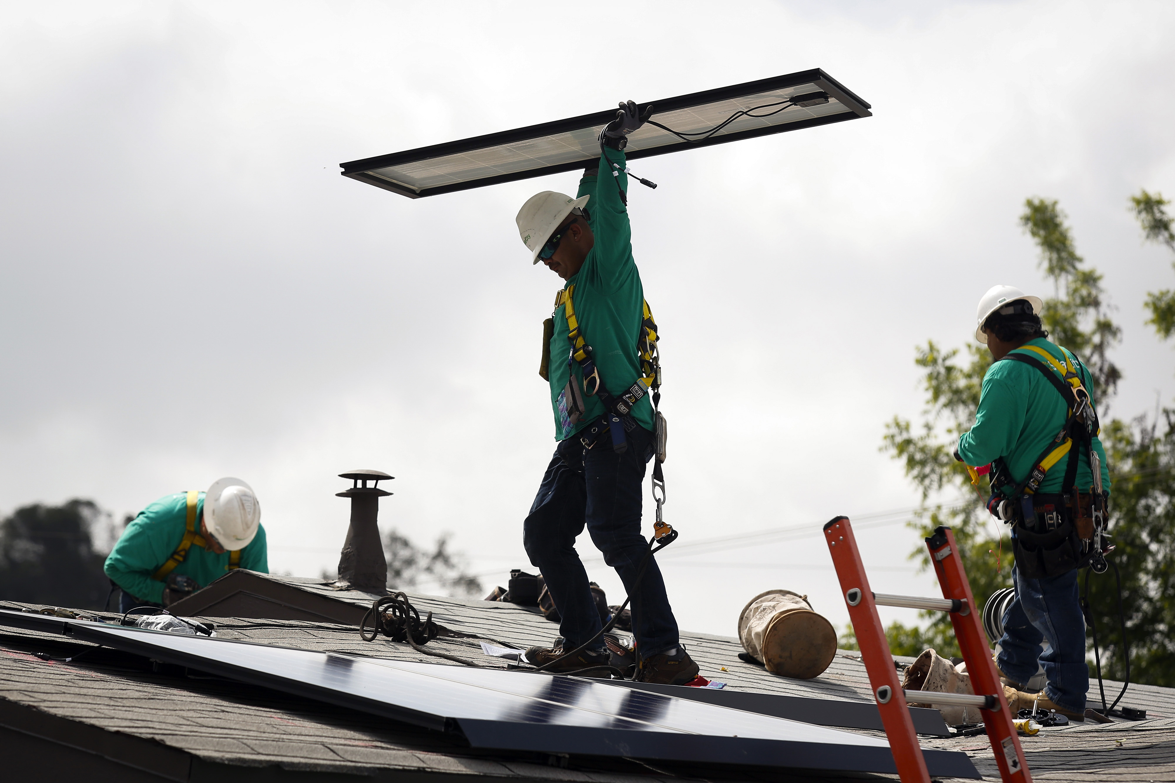 A SolarCity Installation As Earnings Figures Are Released
