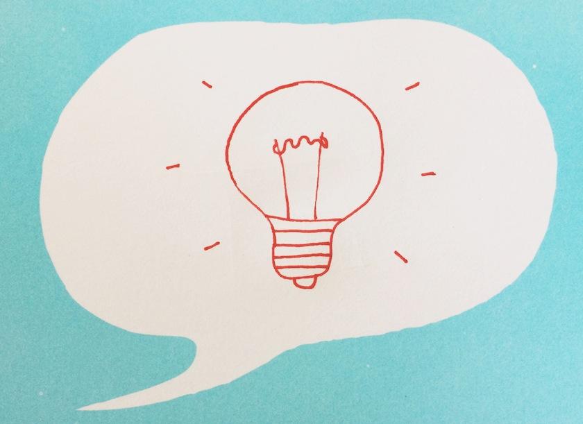 light bulb idea innovation