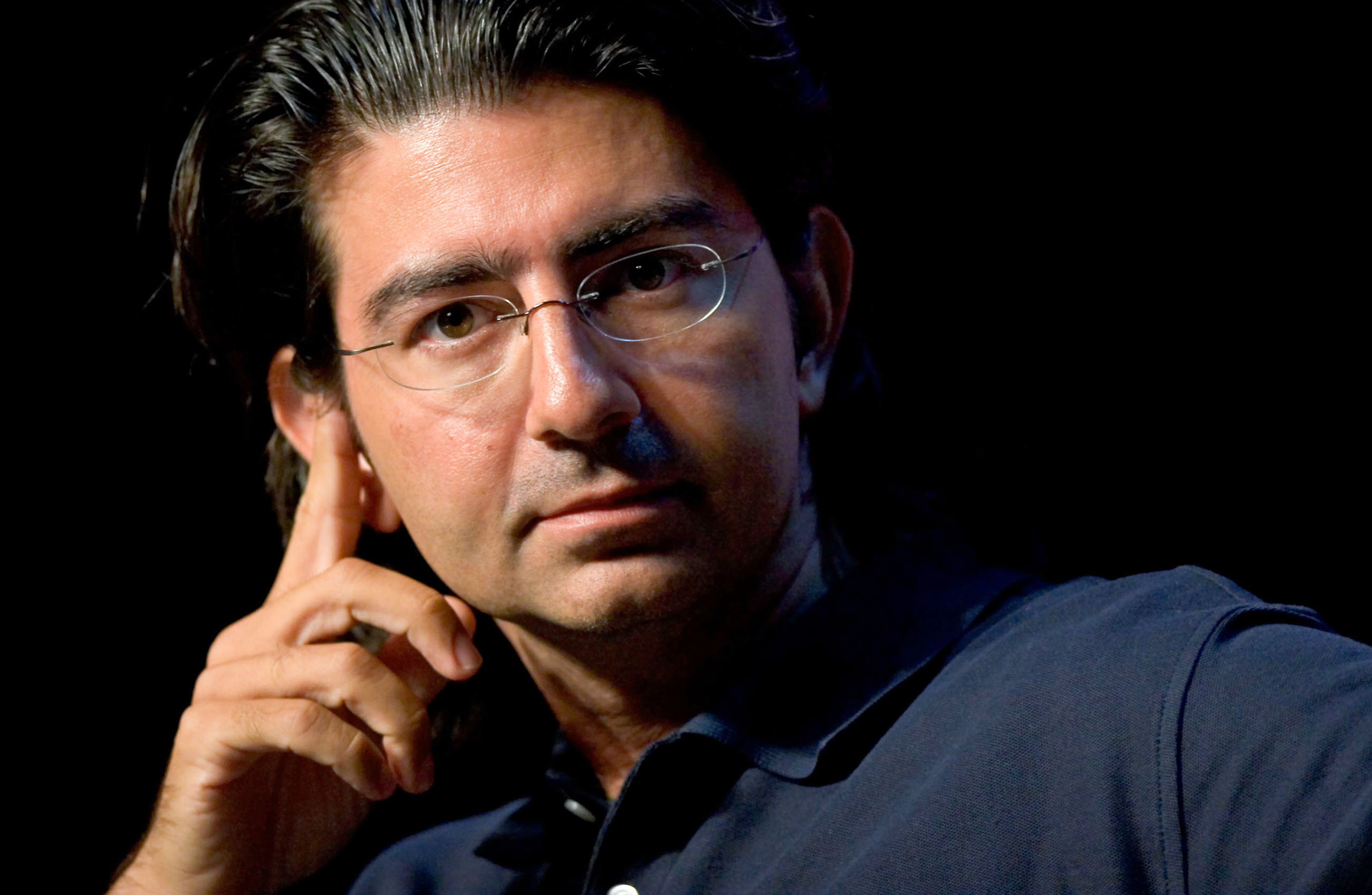 Pierre Omidyar, founder and chairman of the board of eBay, s