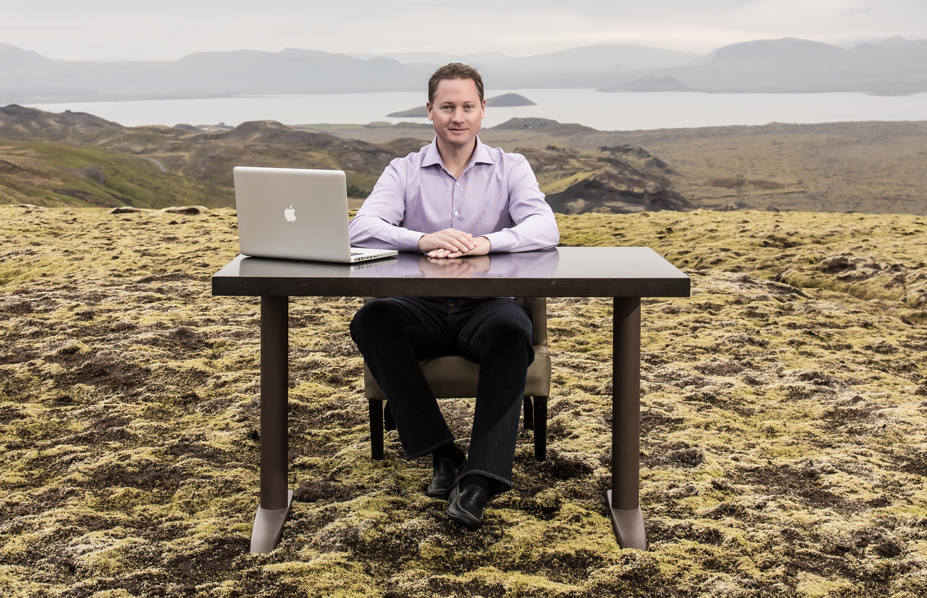 """""""I think the winds will shift,"""" Bryan Johnson says. """"There will be a shift in the kinds of things people aspire to do. Funding and supporting hard problems will become cool in a company in a couple of years."""""""