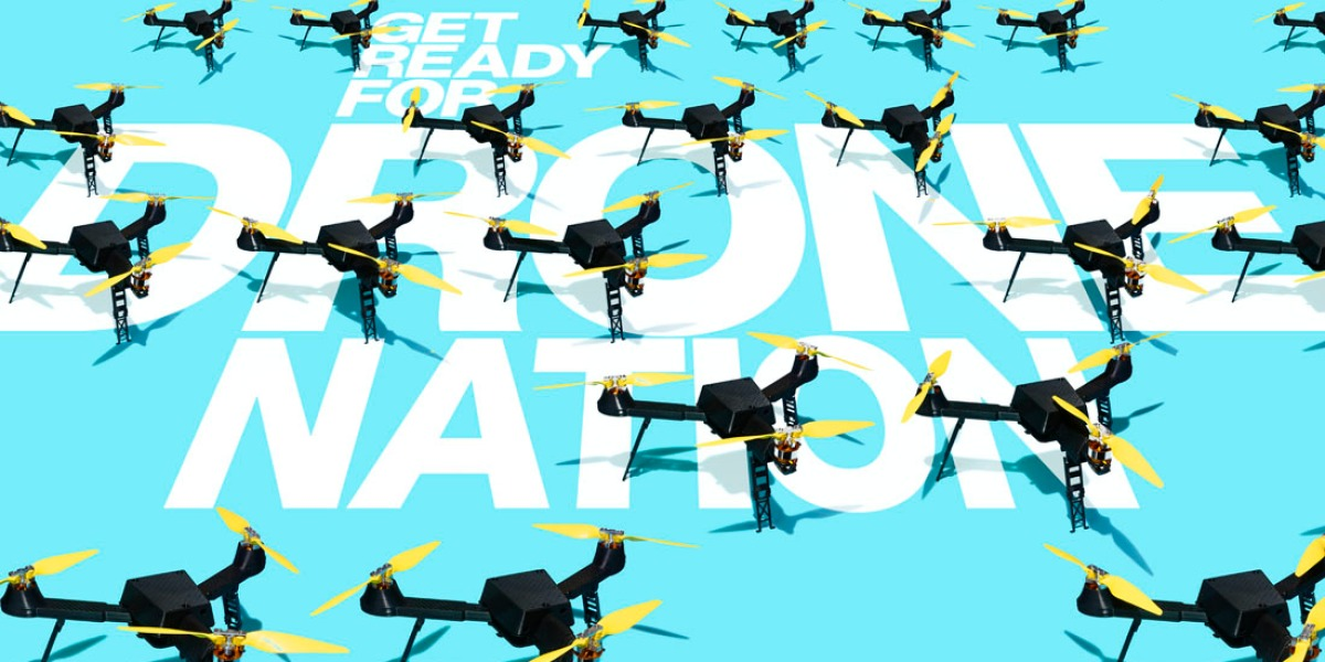Get ready for 'Drone Nation'
