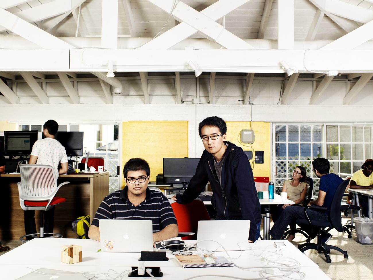Shubham Goel and Ray Zhou