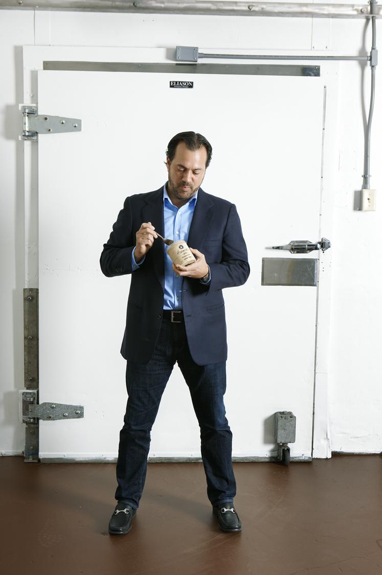 Talenti Gelato founder, Josh Hochschuler