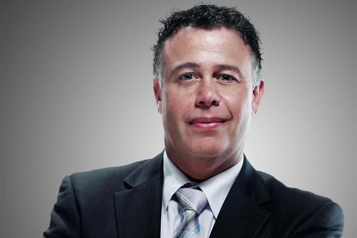 HP Inc CEO Dion Weisler (crop)