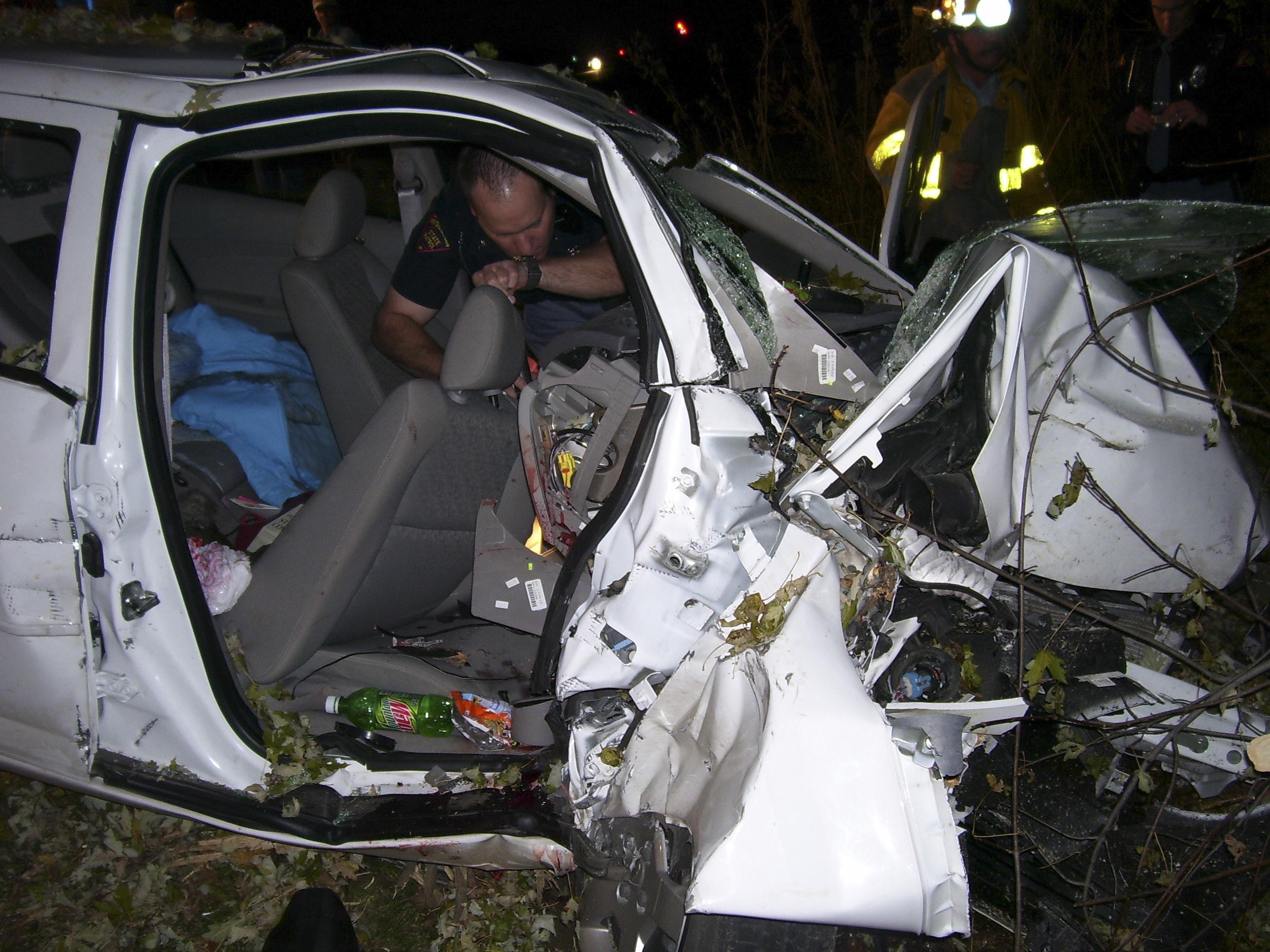 Driver killed in Houston crash in Honda with Takata air bags