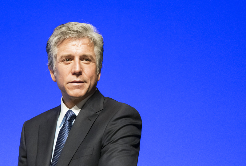 SAP AG Chief Executive Officer Bill McDermott