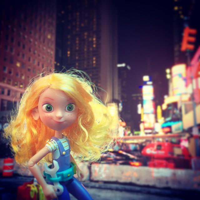 Meet Goldie, GoldieBlox's engineering-savvy mascot