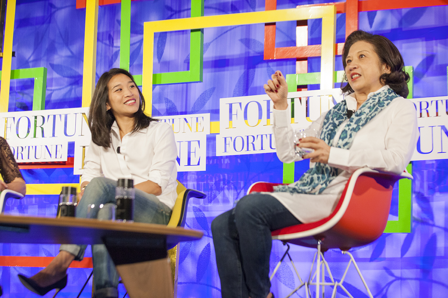 FAMILY BUSINESS: A MOTHER-DAUGHTER DUETDee Poon, Chief Executive Officer, PYEMarjorie Yang, Chairman, Esquel GroupModerator: Nina Easton, Fortune- See more at: http://www.fortuneconferences.com/mpwi-asia-2014/agenda-overview-2/#sthash.6sVHwlBr.dpuf