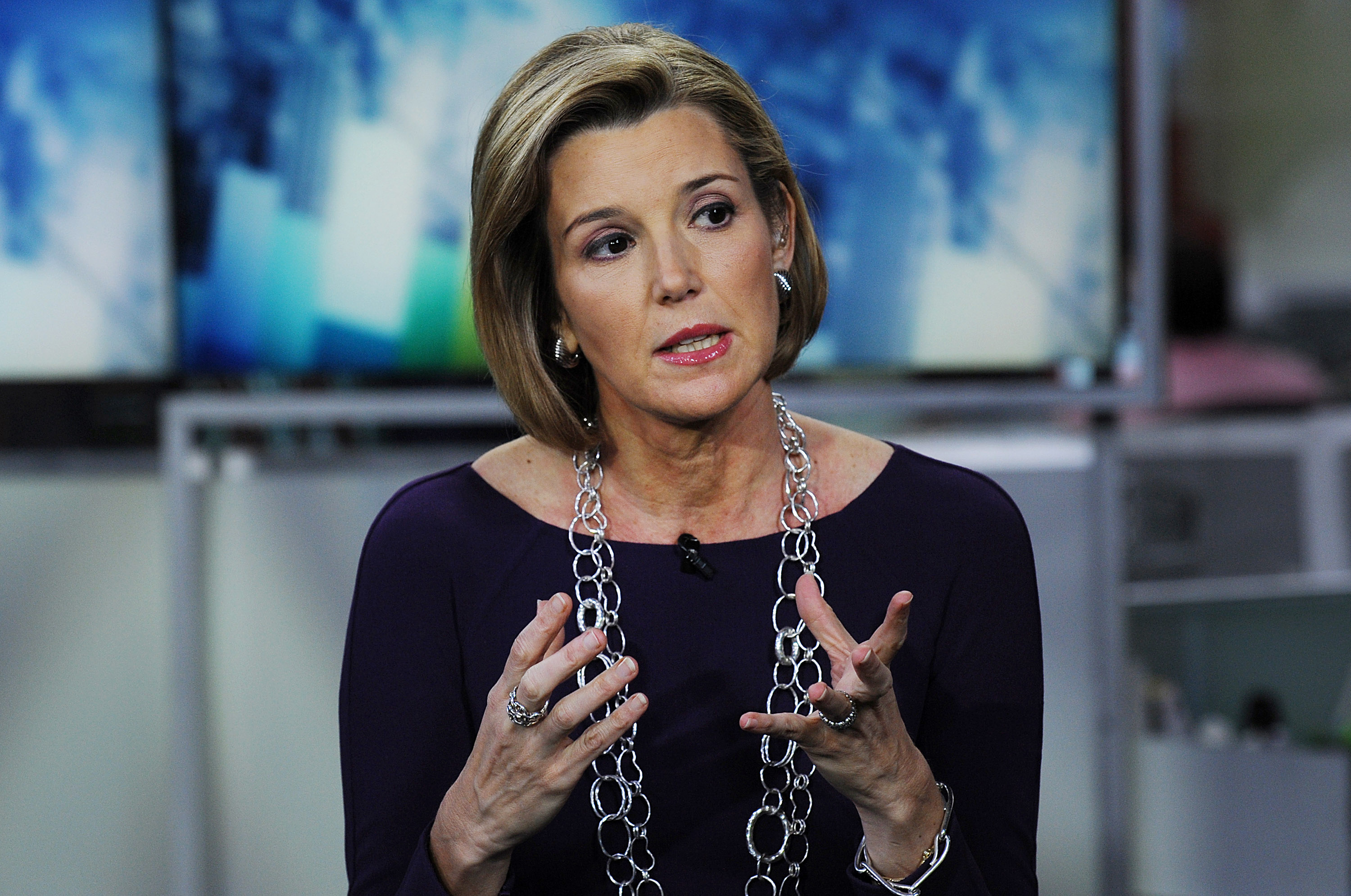Former Bank of America Wealth Management President Sallie Krawcheck Interview
