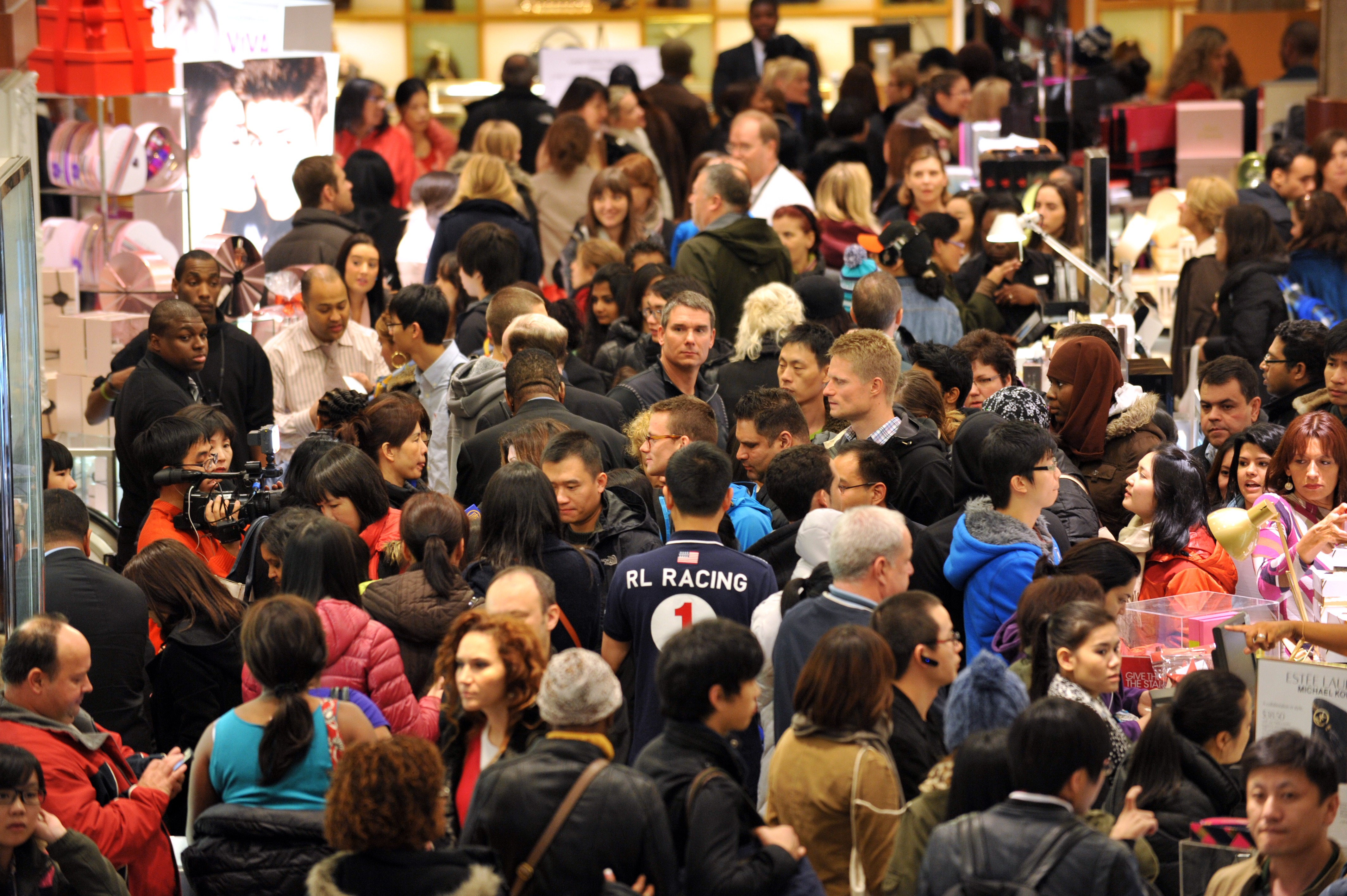 How Black Friday Invaded The U K Without Thanksgiving S Help Fortune
