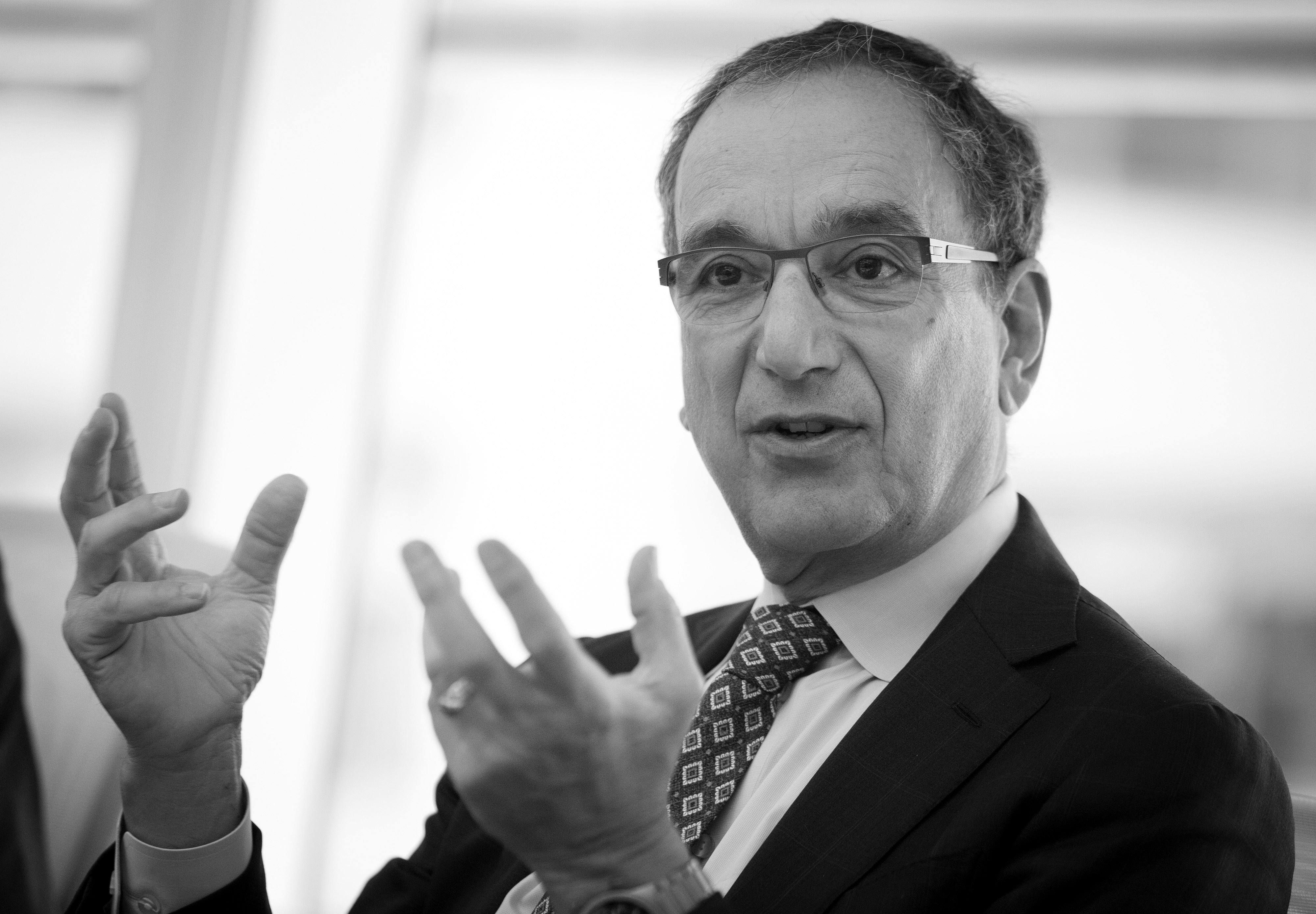 Biogen Idec Inc. CEO George Scangos Interview