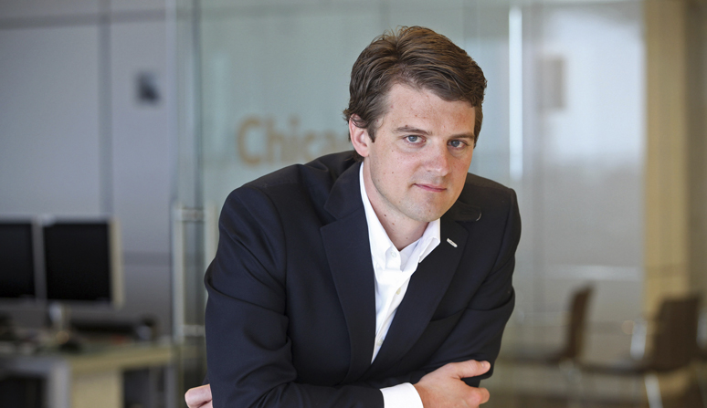 GrubHub CEO Matt Maloney To Lead Co. After Merger With Seamless