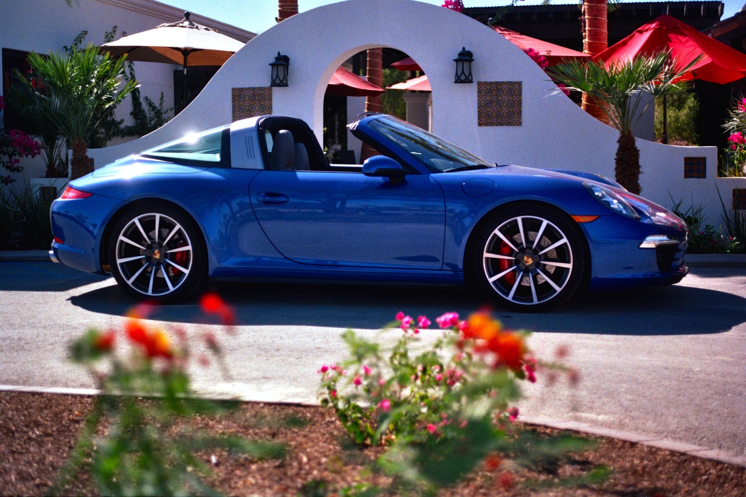 Porsche 911 Targa 4s The Beauty S A Beast Fortune