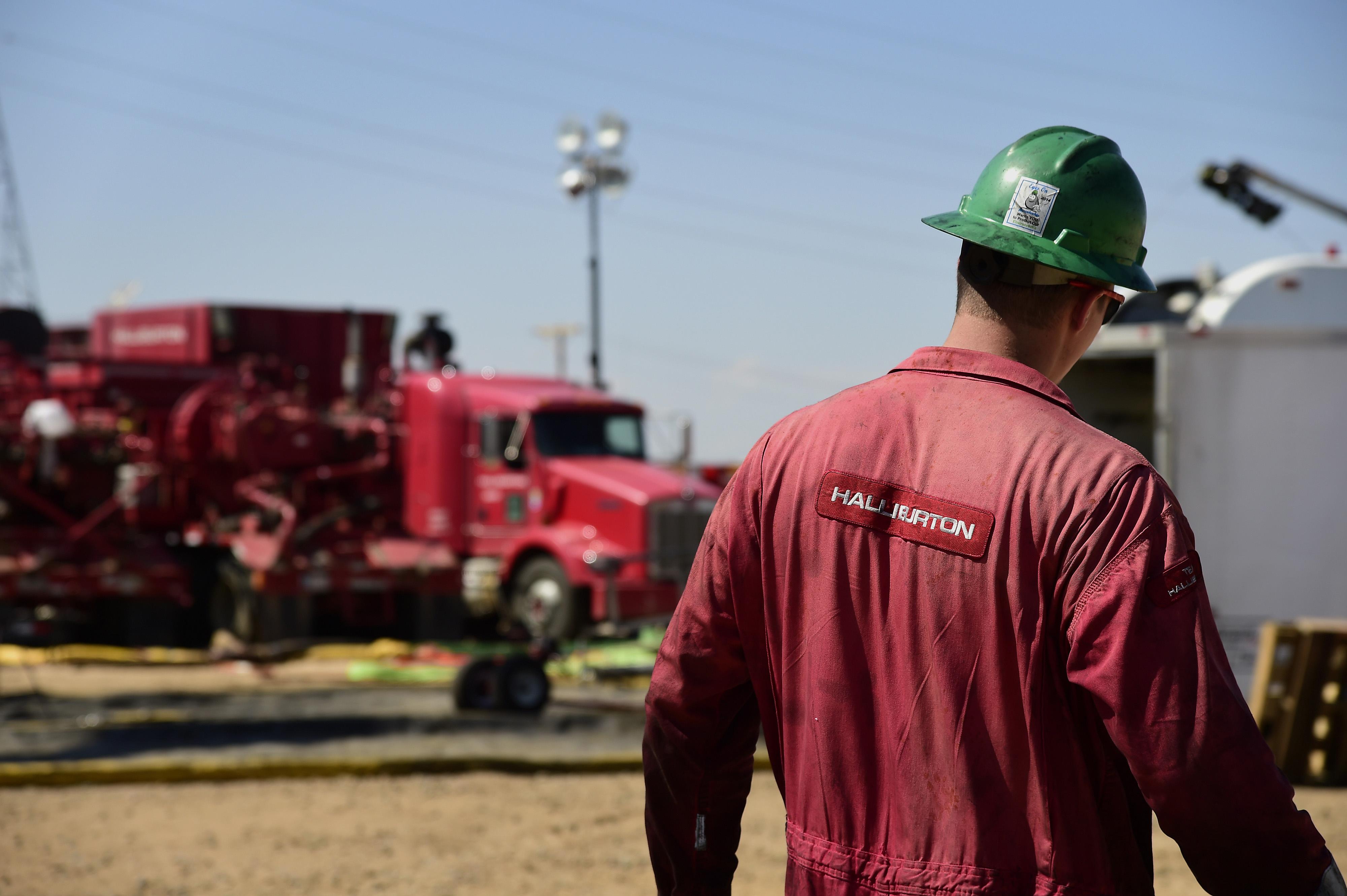 Tour Of An Anadarko Petroleum Corp. Rig Site As U.S Crude Inventories Rise