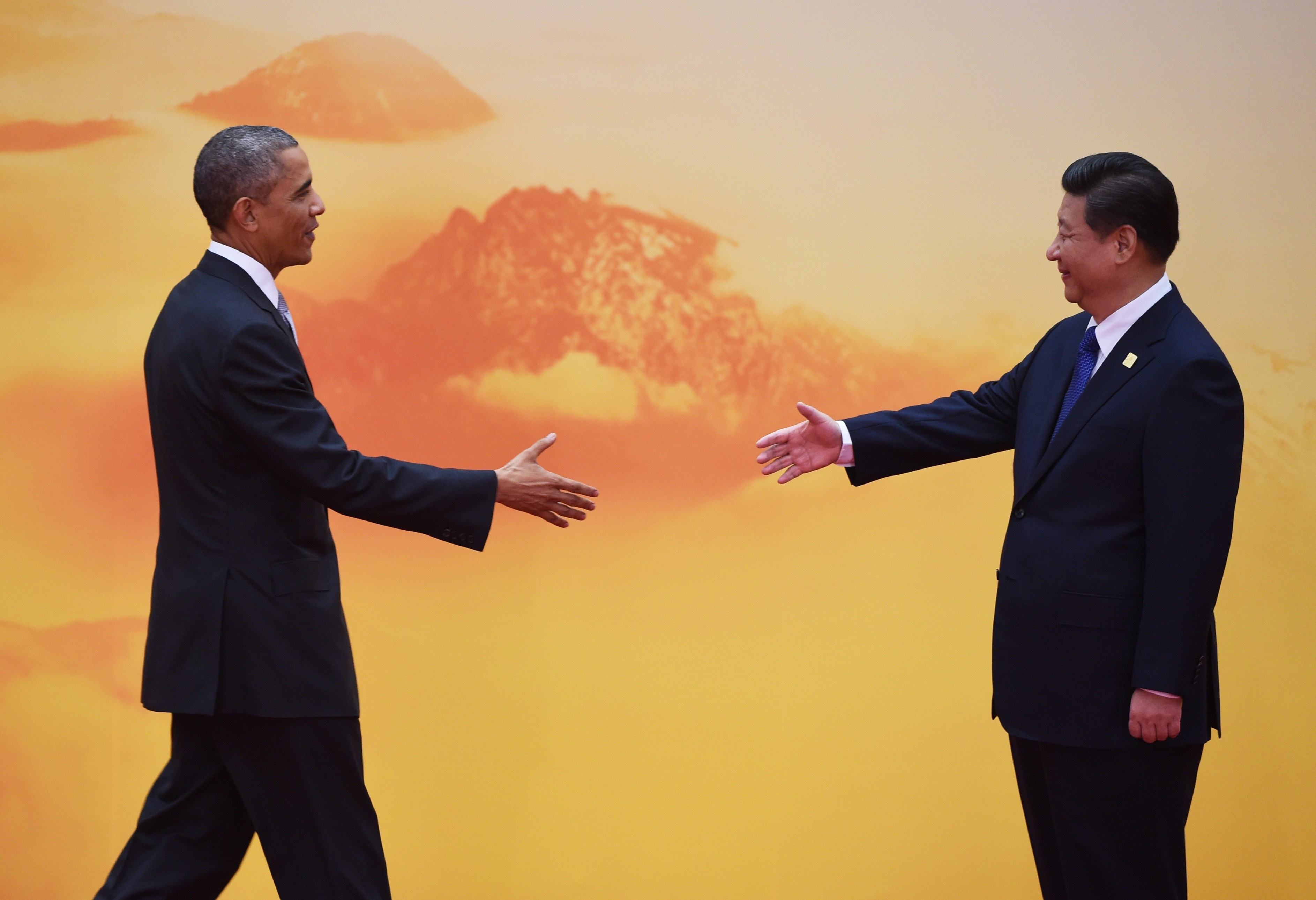 CHINA-APEC-SUMMIT