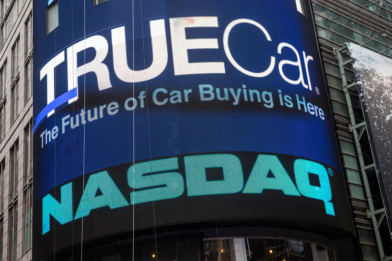 Online Auto Seller TrueCar Goes Public On The Nasdaq Exchange