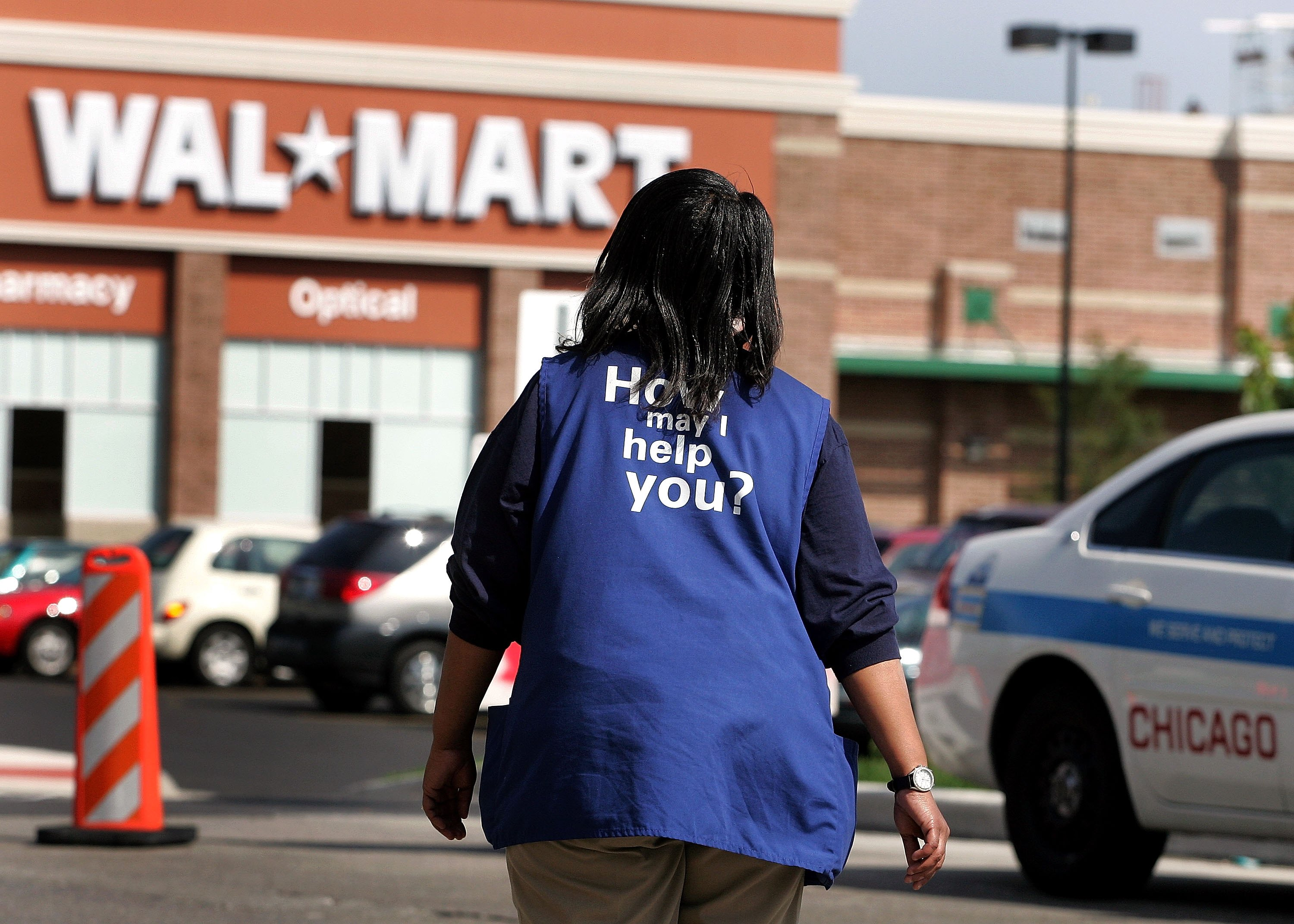 Wal-Mart workers: Store closings due to plumbing are 'retaliatory
