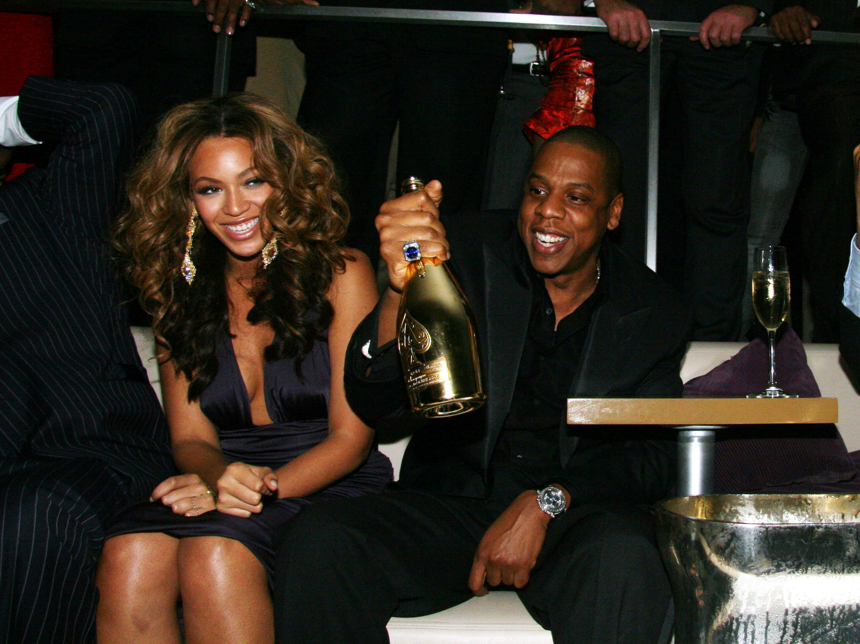 Jay-Z Celebrates the One-Year Anniversary of the 40/40 Club
