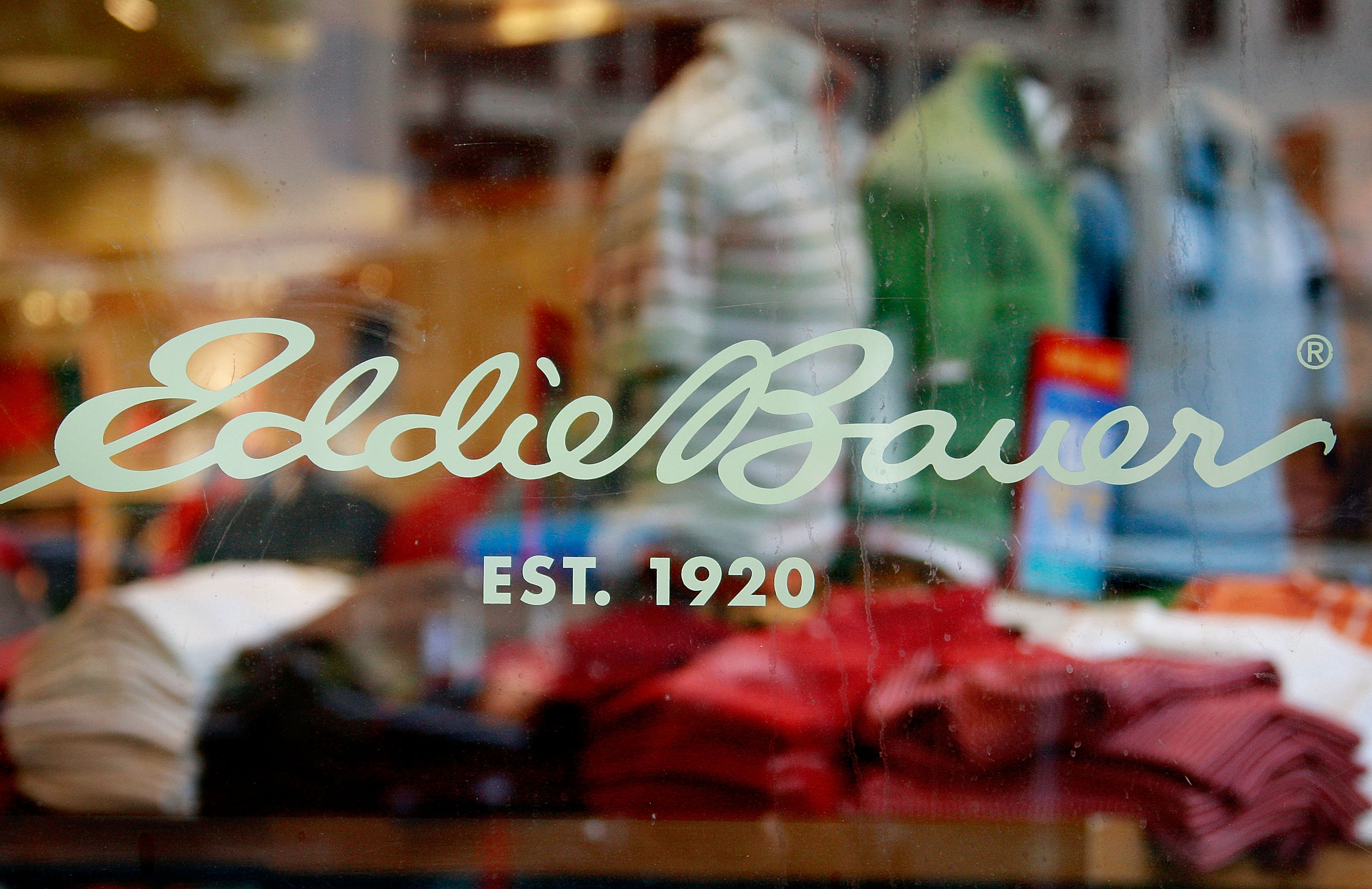 Clothing Retailer Eddie Bauer Files For Bankruptcy