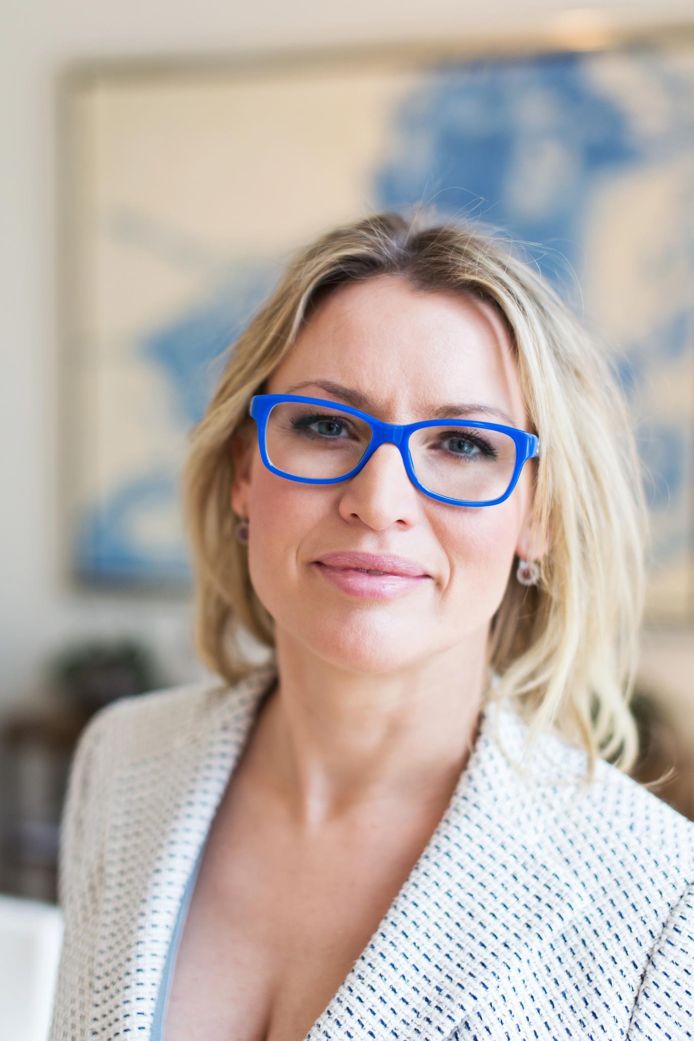 Refund.me founder Eve Buechner
